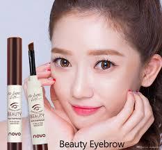 professional make up professional brand novo eyebrow mascara gel make up