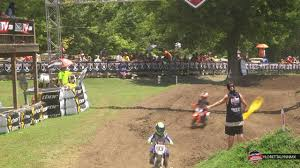 ama motocross on tv loretta lynn amateur motocross championship day 2 racertv