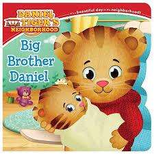 daniel tiger u0027s neighborhood big brother daniel book baby sister