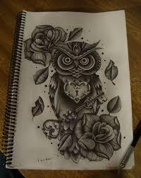 owl key by frah on deviantart