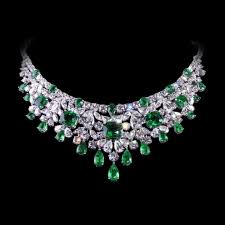 emerald stone necklace jewelry images Rare emerald jewellery one of a kind high jewellery graff jpg