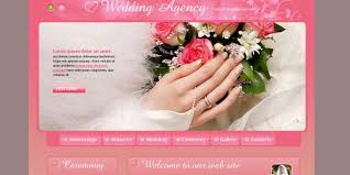 wedding web awesome wedding website templates which are free