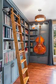 Beautiful Bookcases by Beautiful Blue Home Library Nook Was Once A Disused Corner Cello