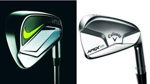 callaw new irons nike vapor callaway apex golf channel