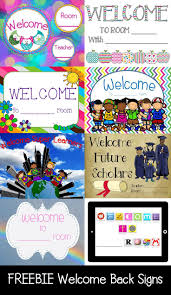 top 25 best welcome back sign ideas on pinterest welcome sign