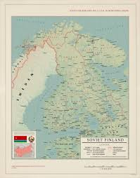 Ussr Map Soviet Finland 1967 Alternative Cold War By Kuusinen On Deviantart