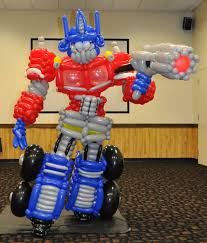 optimus prime birthday party party til you pop llc