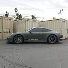 porsche vinyl rdbla porsche 911r rdb la five star tires full auto center