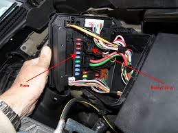 nissan qashqai removing headlight relays boards ie