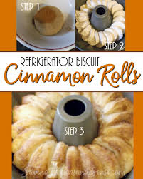 biscuit cinnamon roll recipe