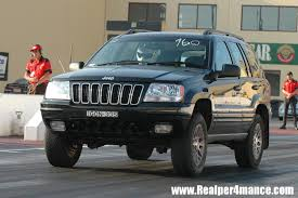 2002 jeep grand 2002 jeep grand limited 1 4 mile trap speeds 0 60