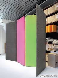 cloison bureau acoustique cloison acoustique buzziscreen epoxia mobilier acoustique