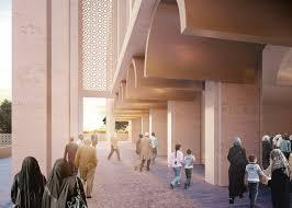 john mcaslan redesign britain u0027s largest mosque in