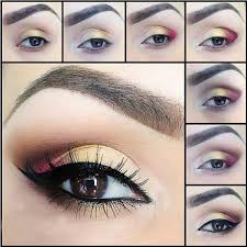 eyeshadow tutorial for brown skin step by step makeup for brown skin pictures and video