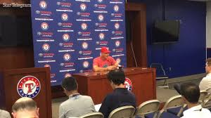 Phil Banister Jeff Banister Sounds Off On Adrian Beltre U0027s Ludicrous Ejection