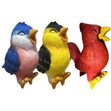 Animal Pots Bird Pot Sitter Assortment 313585 Outdoor Living Design House