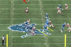 review breaking how stafford connected with golladay