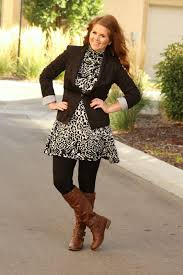 dresses with boots ways to style fall boots nightchayde