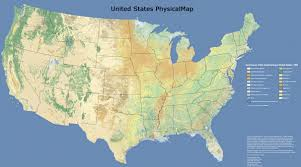 Map Of The United States Blank by United States Map U2013 Online Maps Of United States Country For Map