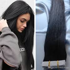 bonding hair skin weft hair extensions hip length 18 28 inch 300g silky