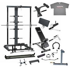 Weight Bench Package Im2000 Home Gym System Package D Ironmaster