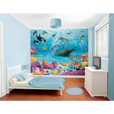 walltastic 120 in h x 96 in w sea adventure wall mural wt43190 w sea adventure wall mural
