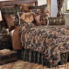 Forest Bedding Sets Woodland Cabin Bed Set King Clearance