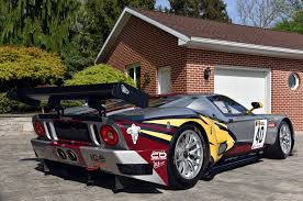lexus for sale ebay one of four matech ford gt race cars for sale on ebay motor trend