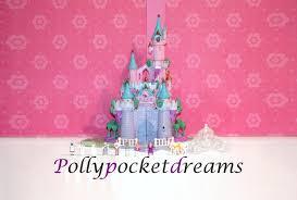 100 complete polly pocket mini vintage cinderella enchanted