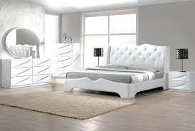 white leather bedroom sets modern leather bedroom furniture votestable info