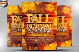 halloween flyer background template fall festival flyer template flyer templates creative market