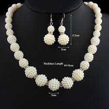 pearl beads necklace images Handmade pearl beads necklace florence scovel png