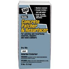 Concrete Patio Resurfacing Products Dap 10466 Concrete Patcher And Resurfacer 5 Pound Garage Storage