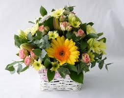 basket arrangements bouquets baskets arrangements flowers