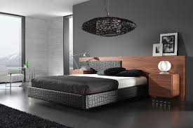 Ultra Modern Furniture by Zaragoza Modern Platform Bed Cadomodern Com