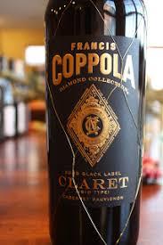 francis coppola diamond collection francis ford coppola diamond collection black label claret a