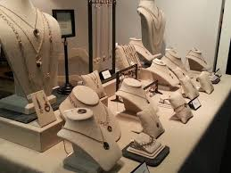 jewelry display ideas for trade shows and craft fairs