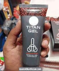 jual titan gel asli cream gel pembesar penis original