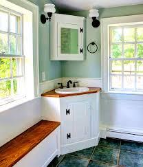 bathroom fascinating corner bath designs materials and features
