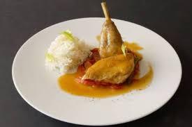 cuisine poulet basquaise recette de i chef poulet basquaise riz créole rapide