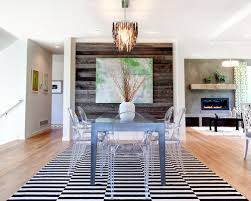 Wood Accent Wall Houzz - Dining room accent wall