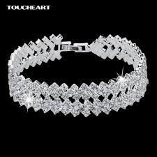 bracelet luxury crystal images Luxury crystal bracelets for women omg hot trends jpg