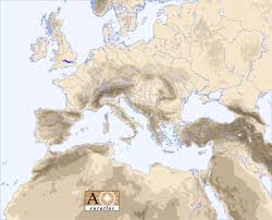 thames river map europe europe atlas the rivers of europe and mediterranean basin thames