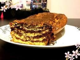 cuisine regime cuisine recette régime le gâteau marbré