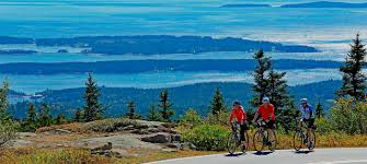 maine bike tours acadia national park bike tours sojourn