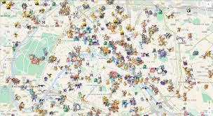 Google Map San Francisco by Pokemon Go Map Find Pokemon Nearby Live Radar