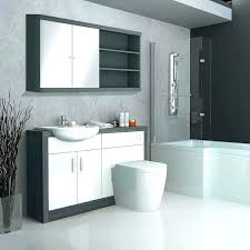 fitted bathroom furniture ideas walnut bathroom furniture mahogany vanity for semi recessed sink