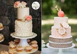 wedding cake fondant asymmetrical vertical ruffles frills cake magazine