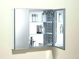 Bathroom Medicine Cabinet With Mirror And Lights Large Bathroom Mirror Cabinet Upandstunning Club