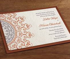 fancy indian wedding invitations wedding invitation customization 2nd paper layers letterpress